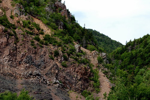 trees nature rocks novascotia earth cliffs capebreton cabottrail nikond80