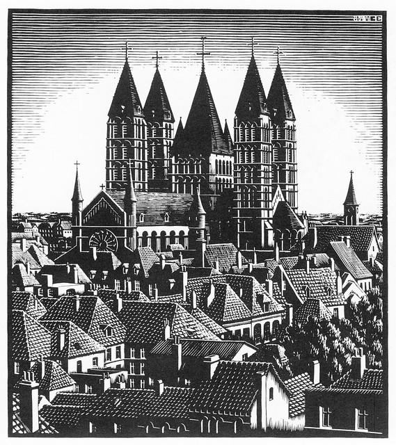 La chathédrale de Tournai