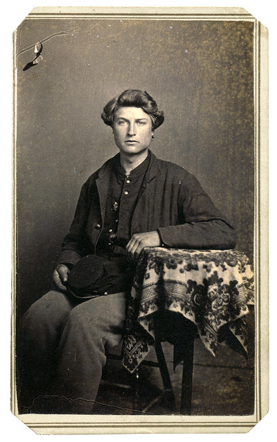 Union enlisted man