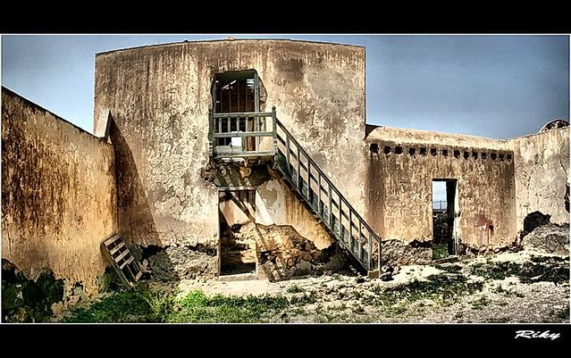 Casa Abandonada en