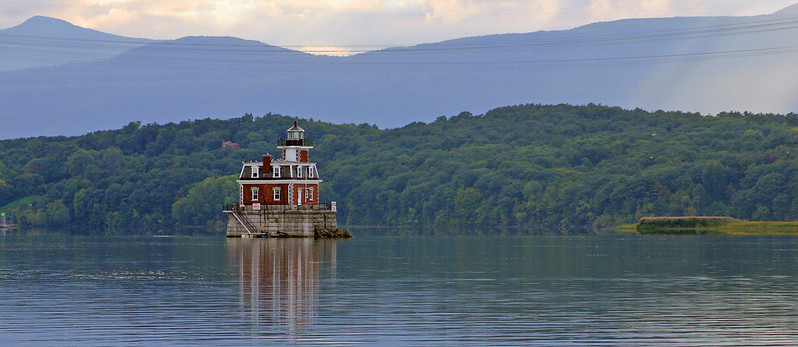 Hudson Athens Lighthouse, NY