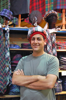 Beret shopping on the Royal Mile | by agperson