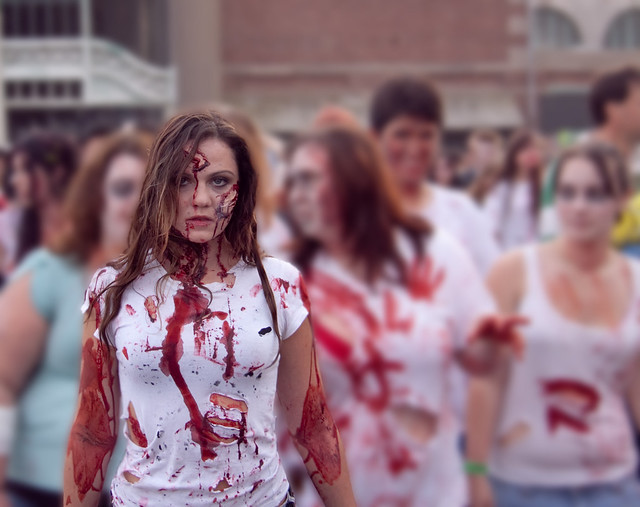 Pride of the Zombies