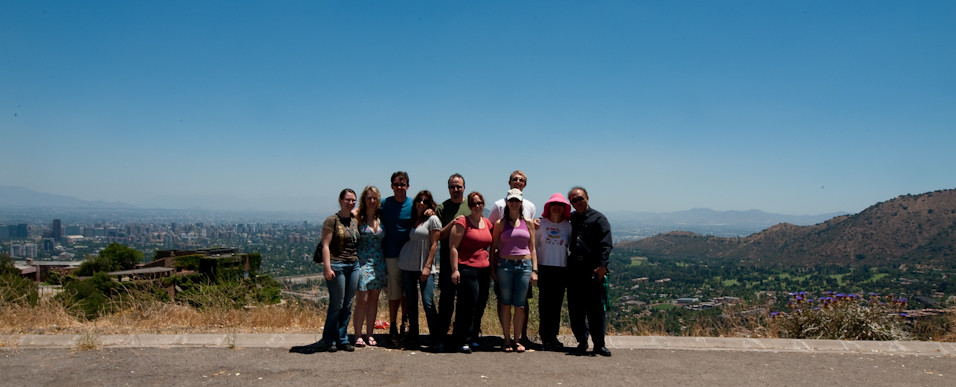Santiago Site Seeing