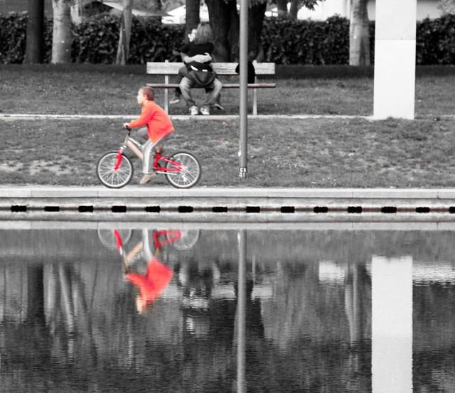 In Bici - Piazza d'Armi Torino