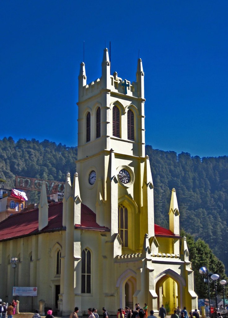 Christ Church, Shimla by sir_watkyn
