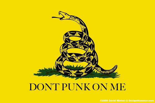 DONT PUNK ON ME | by dminton