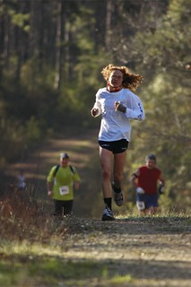 Lone Star Trail Run - Female 50K Winner