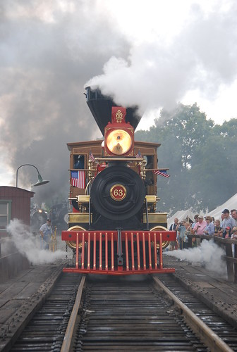 road festival mi turn train table pacific antique michigan smoke central engine rail railway stack turntable steam mich locomotive leviathan owosso leviathian