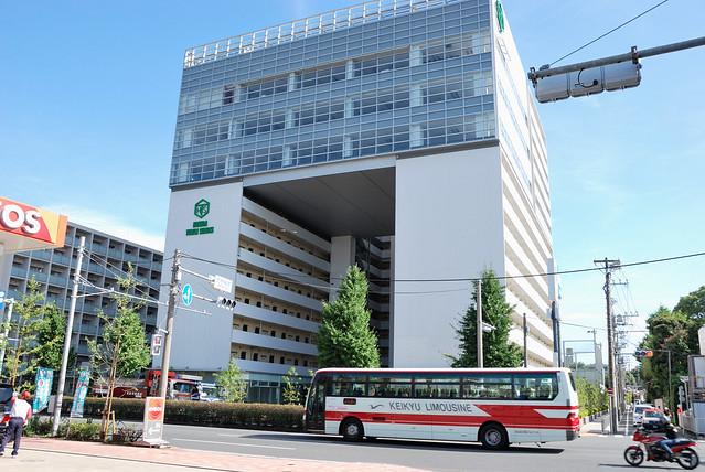 Haneda Turtle Service Building