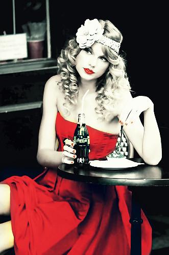 Taylor Swift Freebie | by [SCRIBBLESOFLOVE]