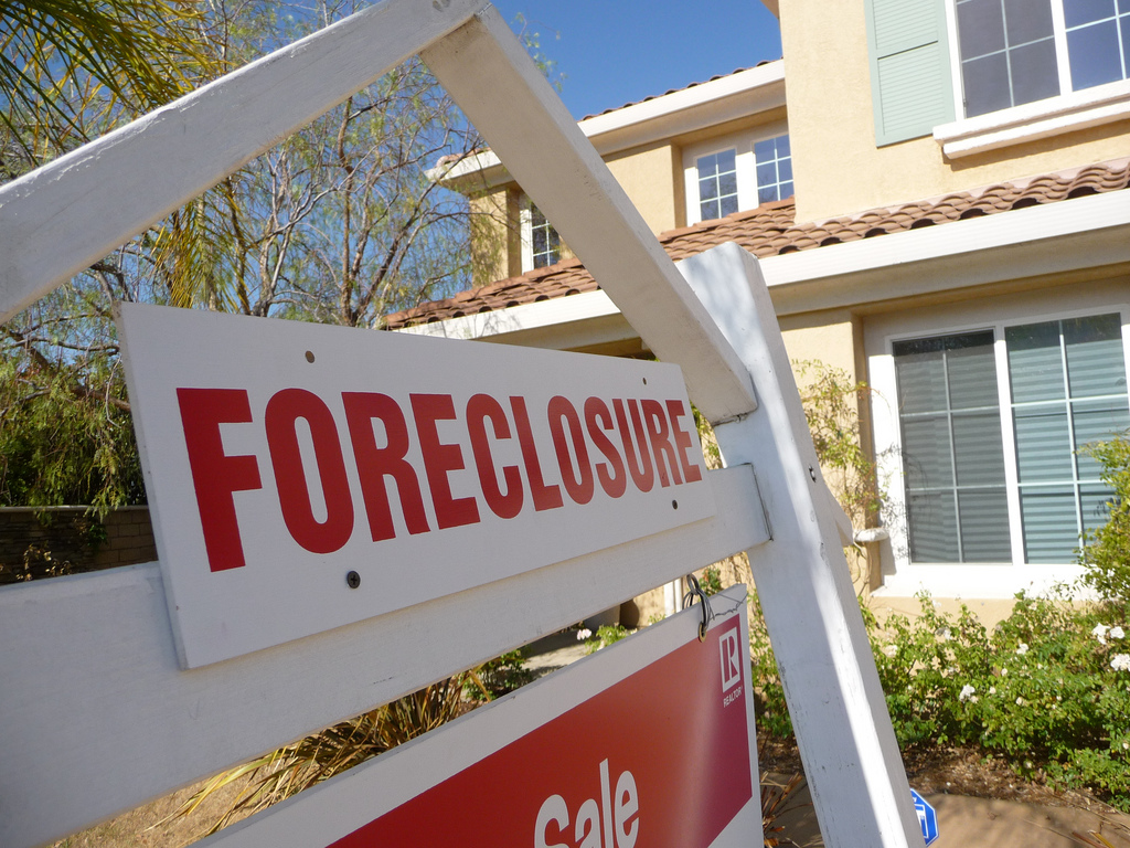 Foreclosure   It is encouraging to see that in a recent surv…   Flickr