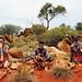 Northern Territory – setkání s domorodci, foto: Mirka Baštová