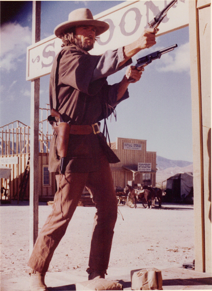 Outlaw Josey Wales | Clint Eastwood as Josey Wales  One of m