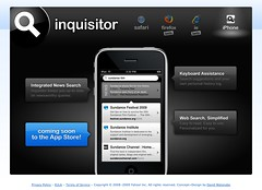 Inquisitor for iPhone... coming soon! | by David Watanabe