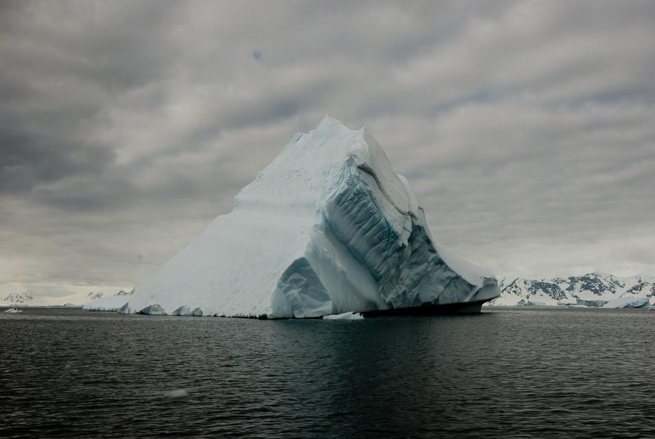 Ice Matterhorn