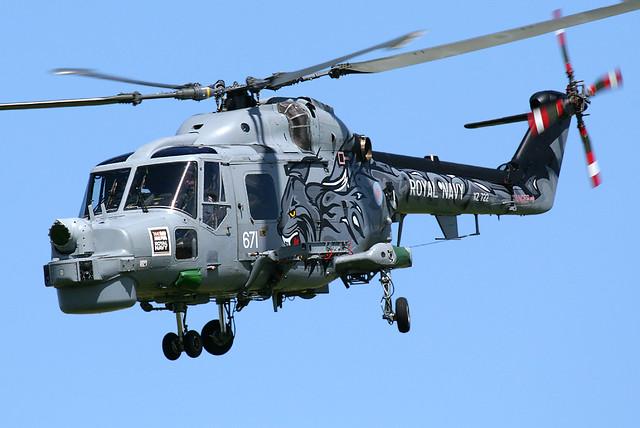 Westland Lynx  HMA.8DAS