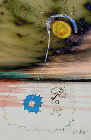 raining sun | by everlutionary