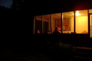 back porch | by so wabi sabi