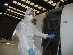 Desinfección Jet Privado