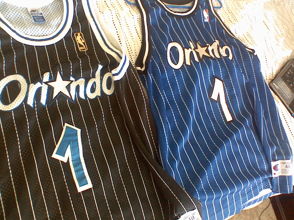 sports shoes 46e4a d2991 Penny Hardaway Jersey | Penny Hardaway Jerseys | Flickr
