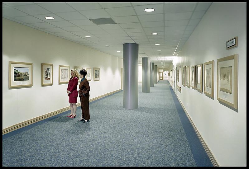 Heritage exhibit program at Washington Hospital