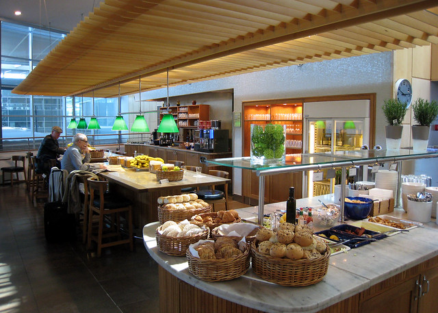 SAS Scandinavian Lounge - CPH