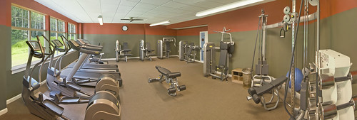 panorama Fitness Center | by The Essex, Vermont's Culinary Resort & Spa