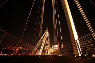 Jubilee Bridge | by yepyep