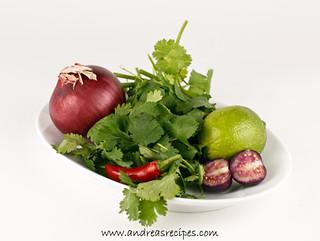 Flavors in Oven-Roasted Purple Tomatillo Salsa