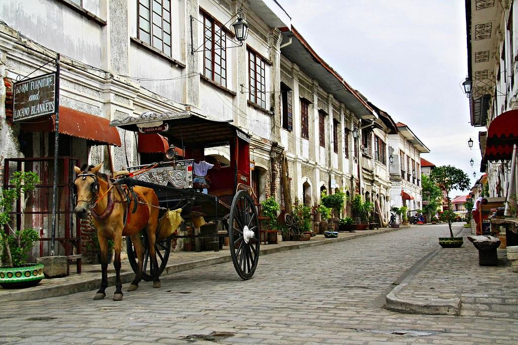 Calle Crisologo UNESCO Heritage