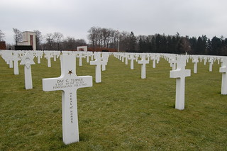 Luxembourg American Cemetery and Memorial | by fisherbray