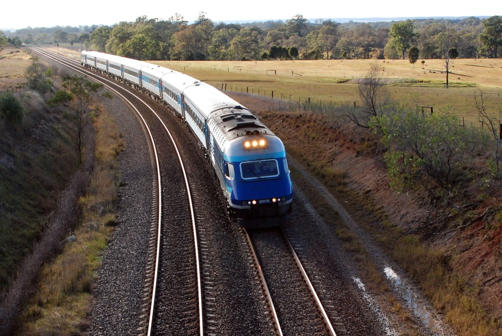 CountryLink XPT by Tim Pruyn
