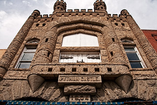 Pythian Castle straight up   by GenBug