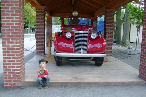 firetruck | by so wabi sabi