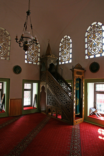 Bereketzade Medresesi Camii