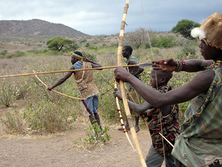 Hadza archery | by Woodlouse