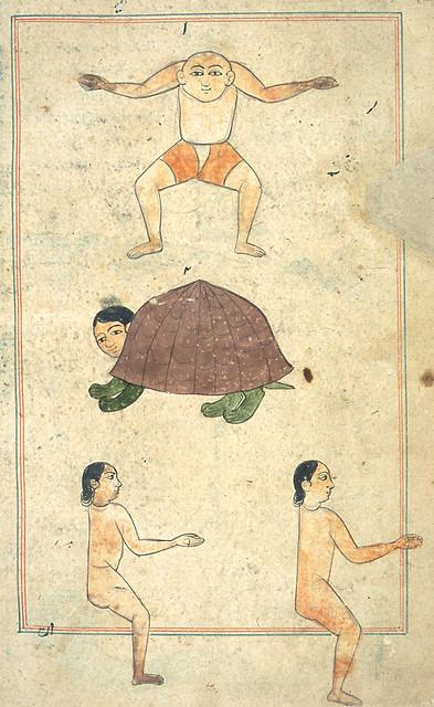 Monstrous races - fantastic tribes