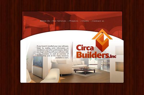Circa Builders - Developed for: PGAdvertising US