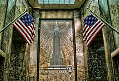 Empire State Lobby | by Hexagoneye Photography