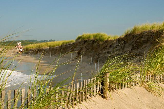 Dune Destruction - Cape May Surfers Beach