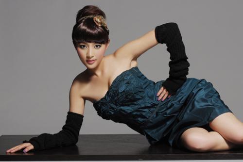 Sexy Chinese actress Bobo Gan Tingting (5) | yan7boy | Flickr