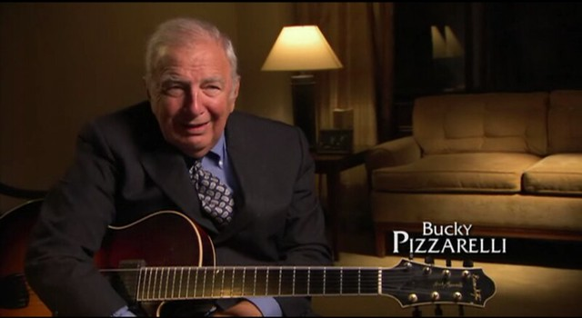 Bucky Pizzarelli talking about Les Paul