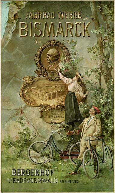 Bismarck Bicycle (1896)