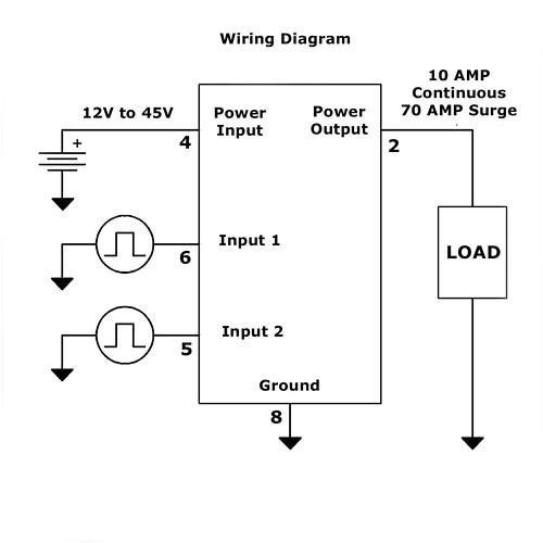 Wiring Diagram Timer Relay Flickr