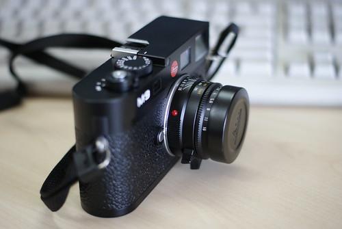 Leica M9: Side | by bfishadow