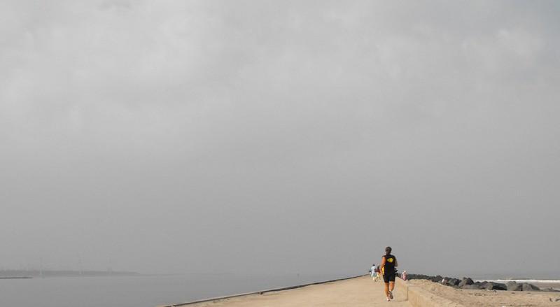 longe distance runner (f)