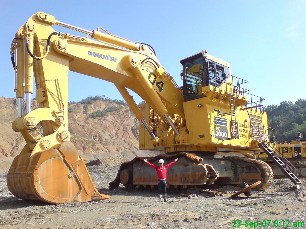 Komatsu Excavator | by meniro2004 Komatsu Excavator | by meniro2004
