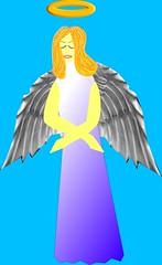 Doodle Week - Angel