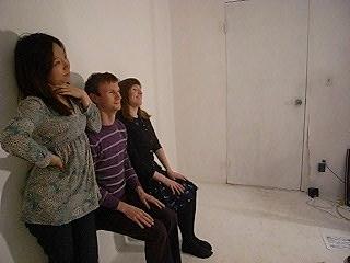 Behind the scene + myspace mugshot series Mar, 2009